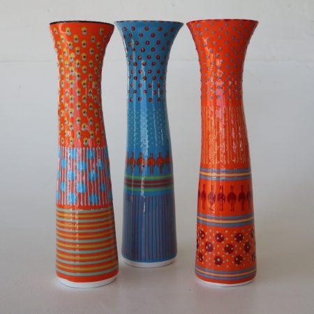 Vase Tall Twisty